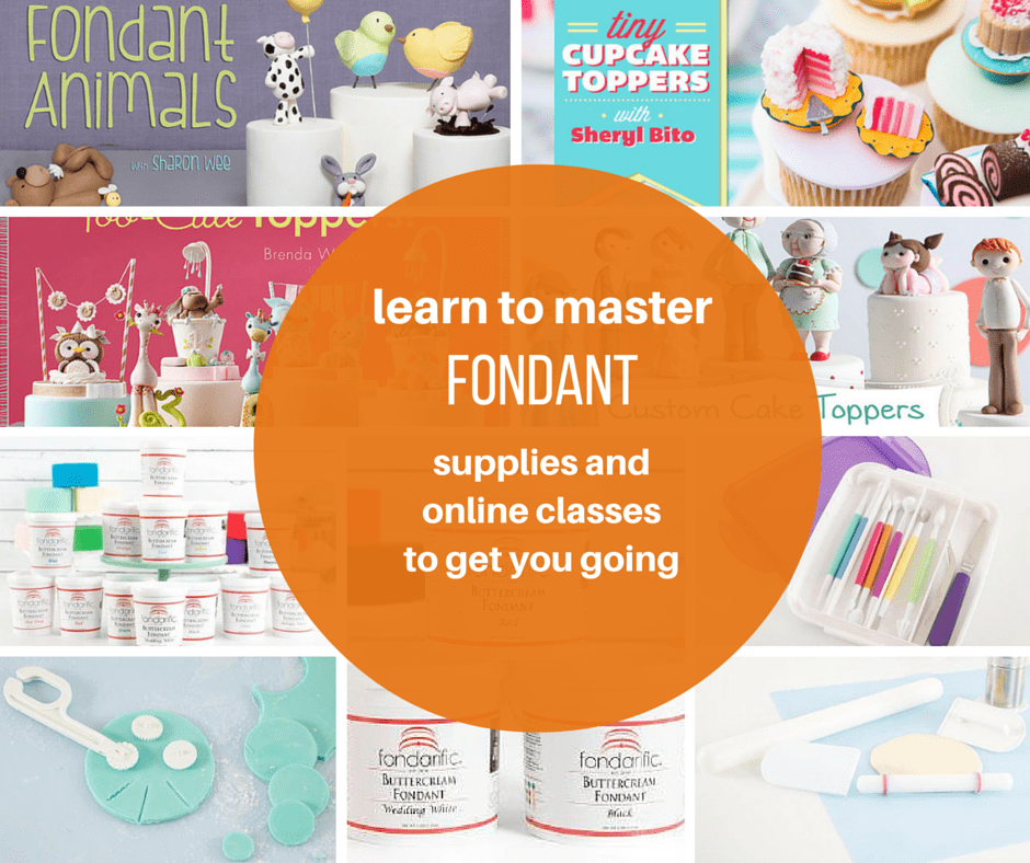 learn to master fondant