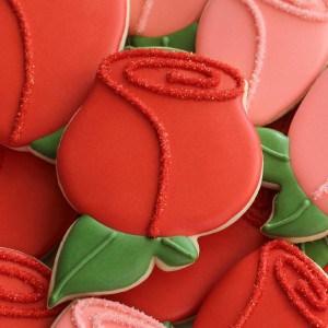 sugarbelle-rose-cookies