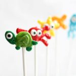 sea animal candy pops, with video