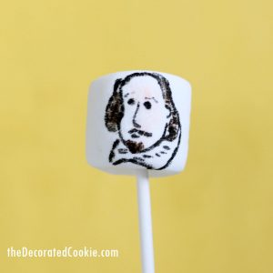 shakespeare marshmallow