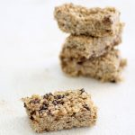 copycat Quaker chocolate chip granola bars