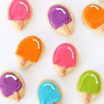 mini popsicle cookies