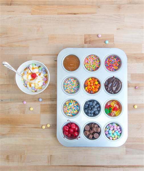 Ice Cream Sundae Bar Ideas Topping Ideas And Recipes