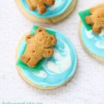 pool party cookies