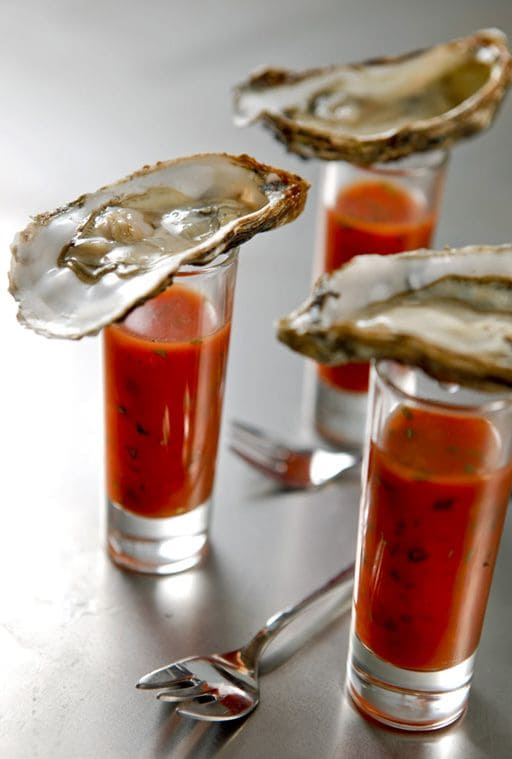 roundup of 12 vodka-infused foods
