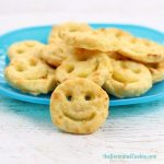 homemade smiley fries