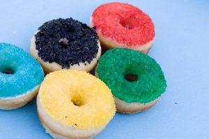 olympics-doughnuts