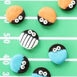 football player Oreos - pick your sports team colors