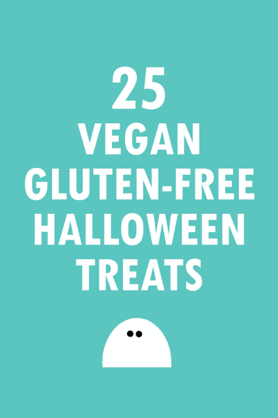 25 vegan and/or gluten-free treats for Halloween
