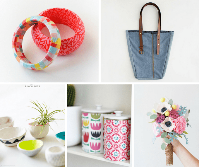 40 awesome crafts for grown-ups - DIY