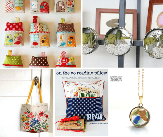 Nursery Décor For The Grown Ups: A Roundup Of 40 Crafts For Grown-ups, Including Jewelry