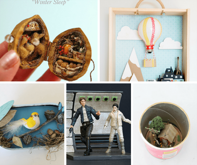 25 awesome dioramas