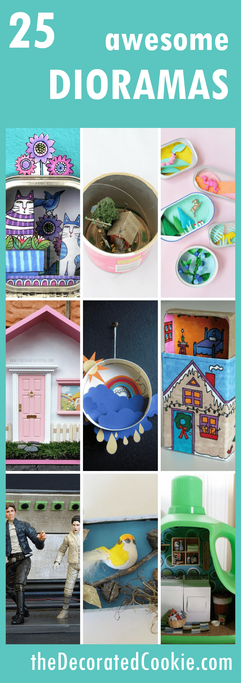 25 awesome dioramas to make, to buy, or to check out for ideas