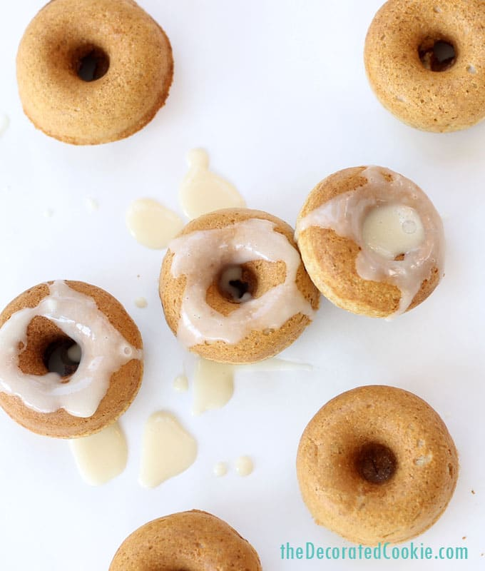 How To Make Doughnuts With Pancake Mix