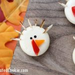 Babybel cheese turkeys