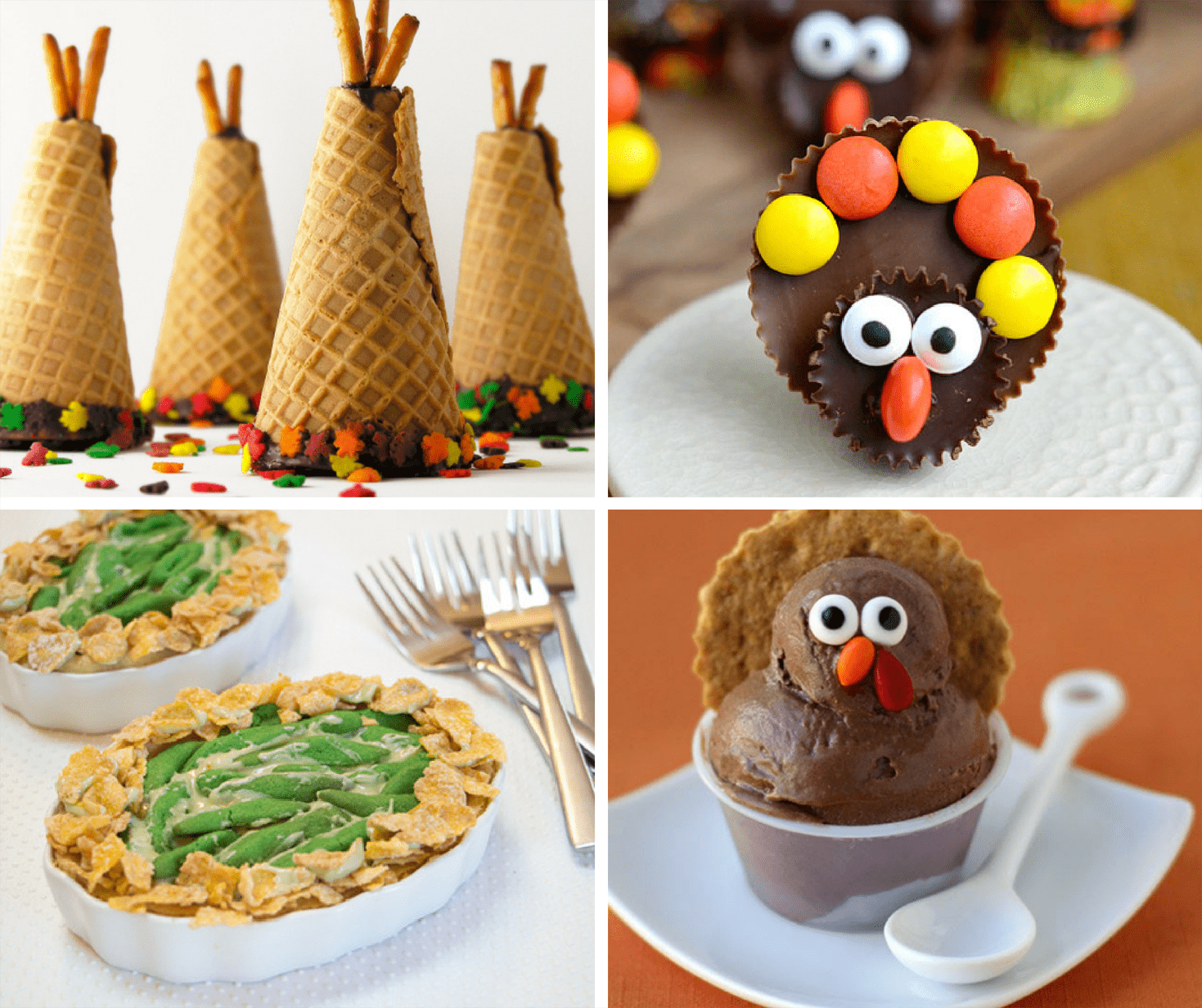 30 Thanksgiving Fun Food Ideas A Roundup Of Fun Food Crafts