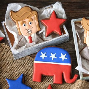 Donald Trump cakes