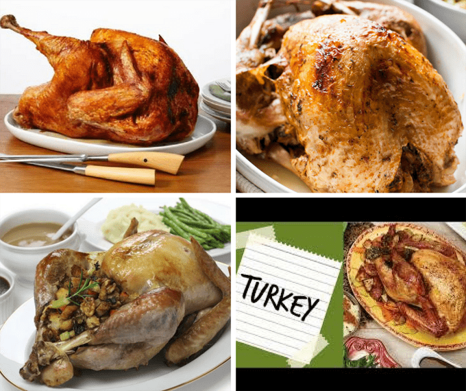 FREE your OVEN! 8 alternative ways to cook a whole turkey