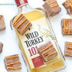 drunk turkey boozy fudge for Thanksgiving