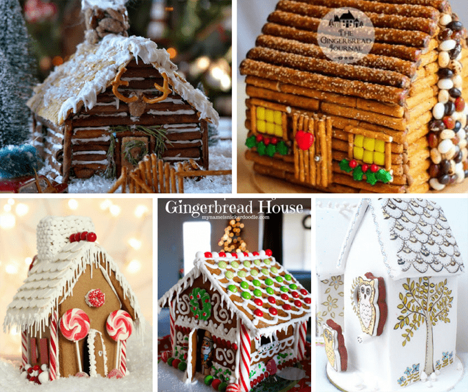 25 Gingerbread house ideas and tips