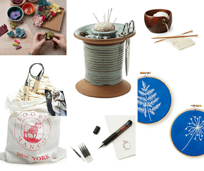 Uncommon Goods ultimate holiday gift guide - crafters