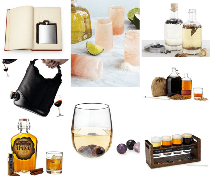 Uncommon Goods ultimate holiday gift guide - gifts for drinkers