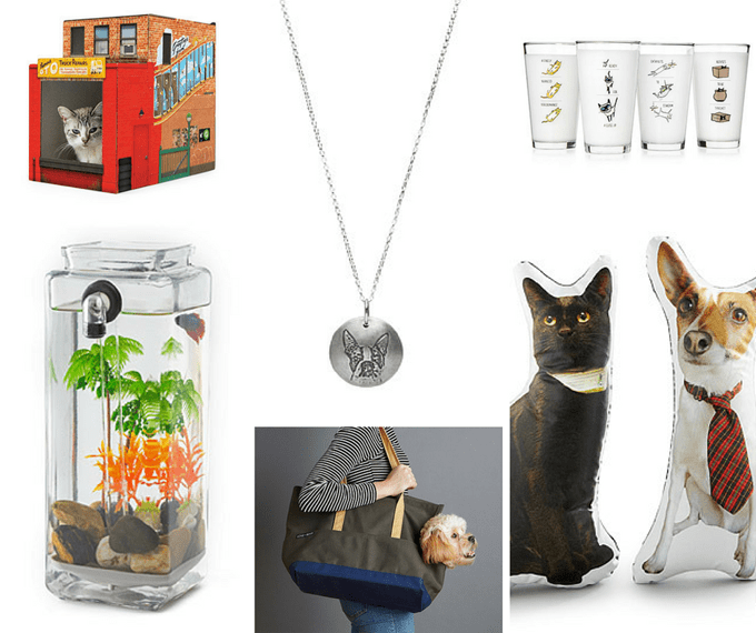 Uncommon Goods ultimate holiday gift guide - pet lover gifts