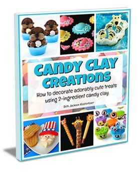 candy clay creations book