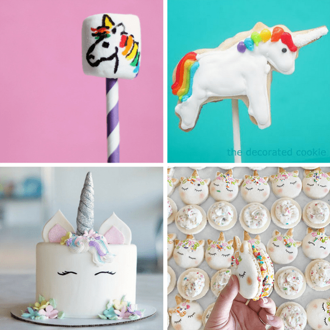 21 unicorn-themed food ideas for your unicorn party