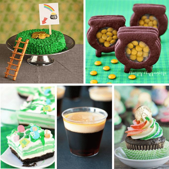 30 St. Patrick's Day food crafts -- the BEST St. Patrick's Day food ideas