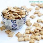 easy homemade Triscuits -- 3 ingredients