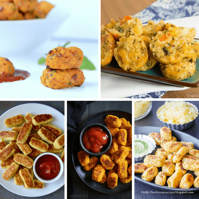 14 homemade tater tots and veggie tots recipes