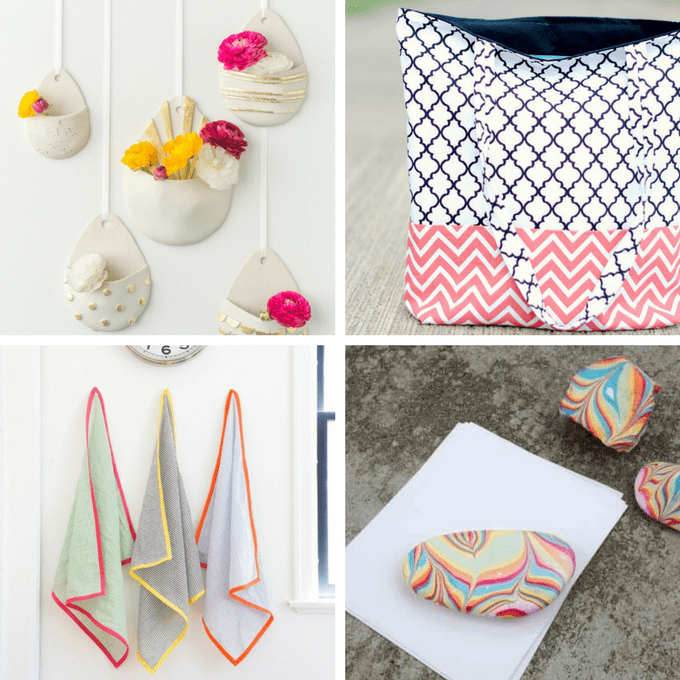20 homemade Mother's Day gift ideas from adults or tweens or teens