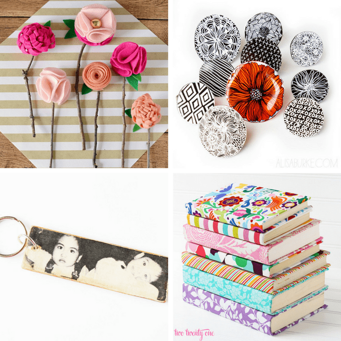 A Roundup Of 20 Homemade Mother S Day Gift Ideas From Adults