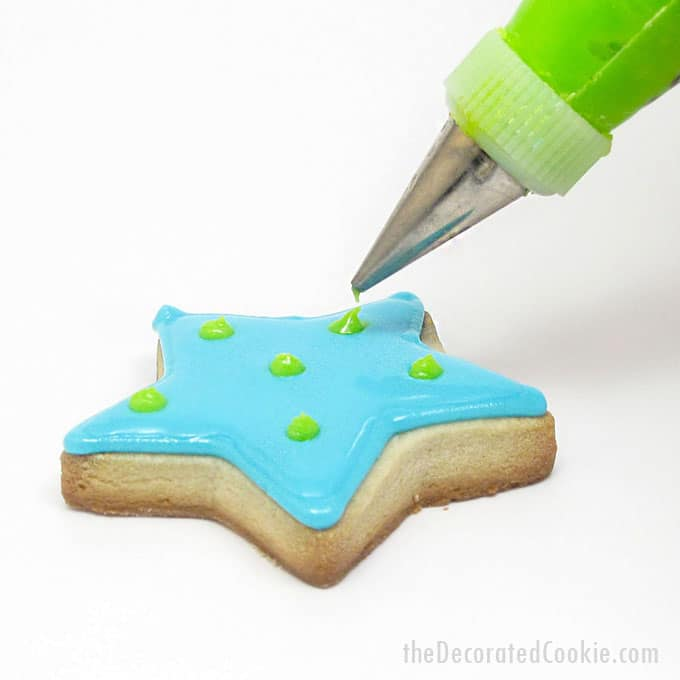 basic cookie decorating instructions