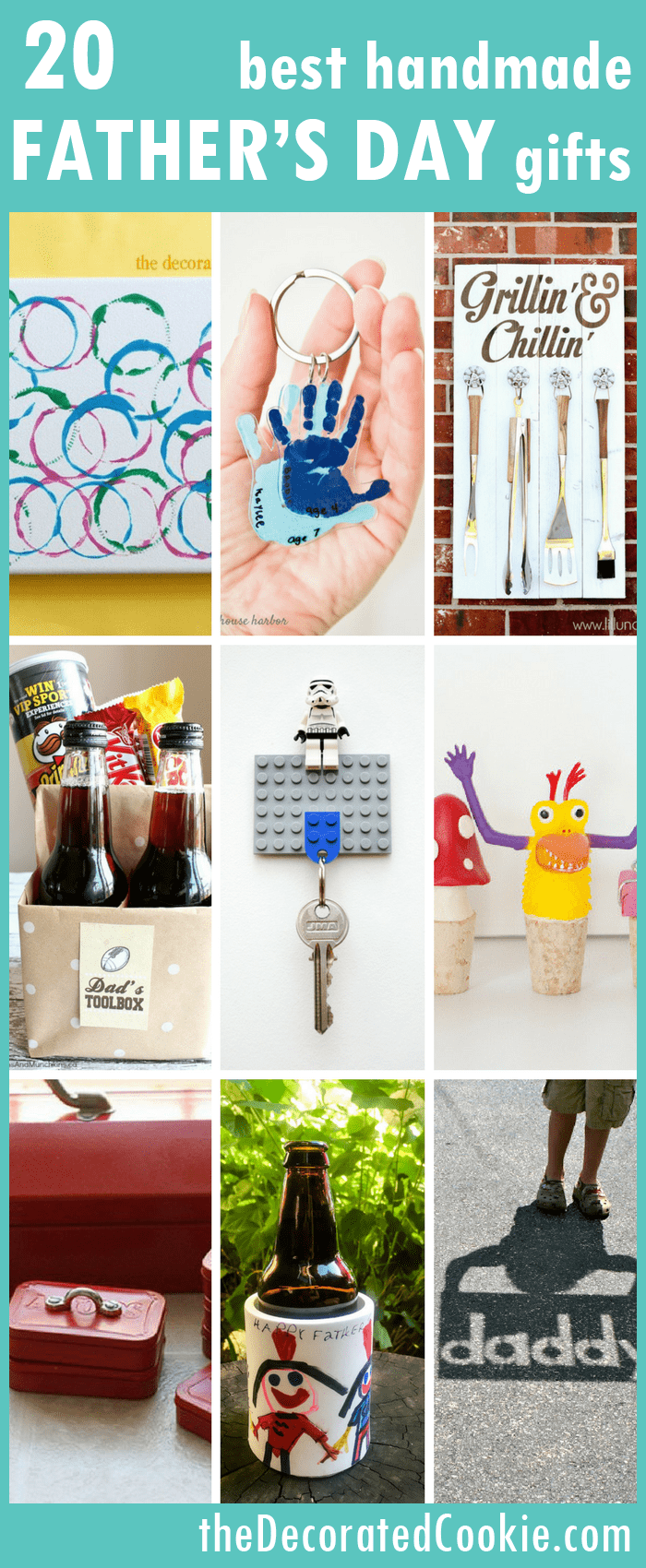A Roundup Of 20 Of The Best Handmade Father S Day Gifts