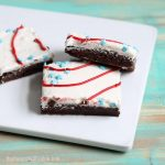 red, white, and blue Little Debbie brownies
