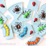 creepy, crawly BUG chocolate bark -- fun food idea for a bug or science party -- Halloween treat idea