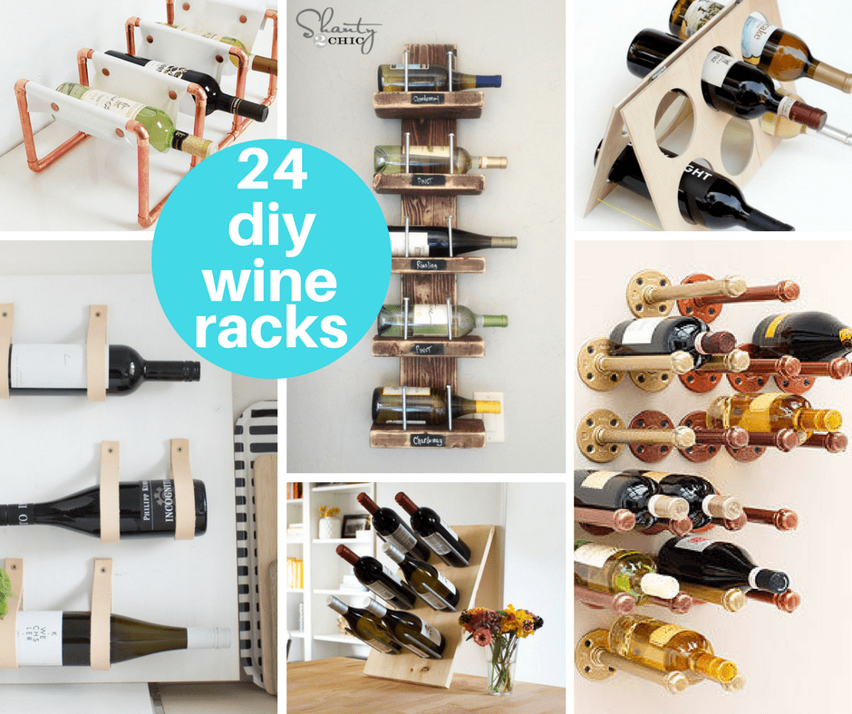decorate rack wine to make how an a decorating and diy frame