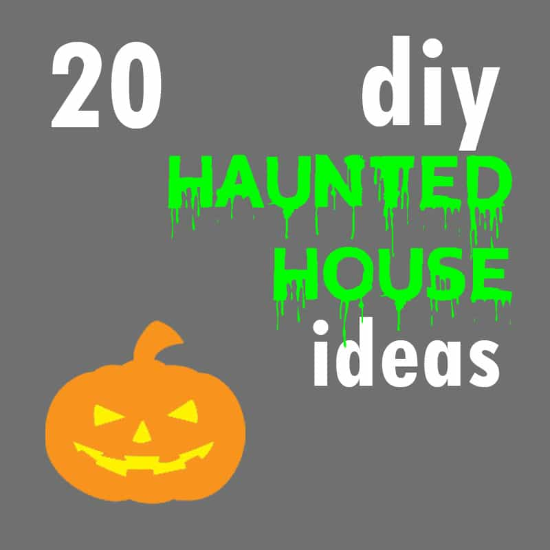 Diy Haunted House Ideas Roundup Ideas To Host Your Own Haunted House