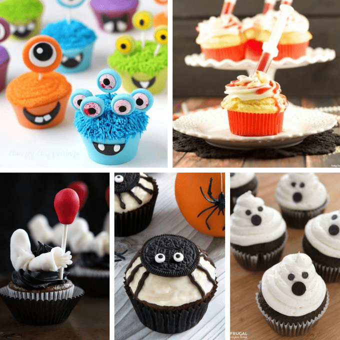 Ideas For Decorating Cakes For Halloween