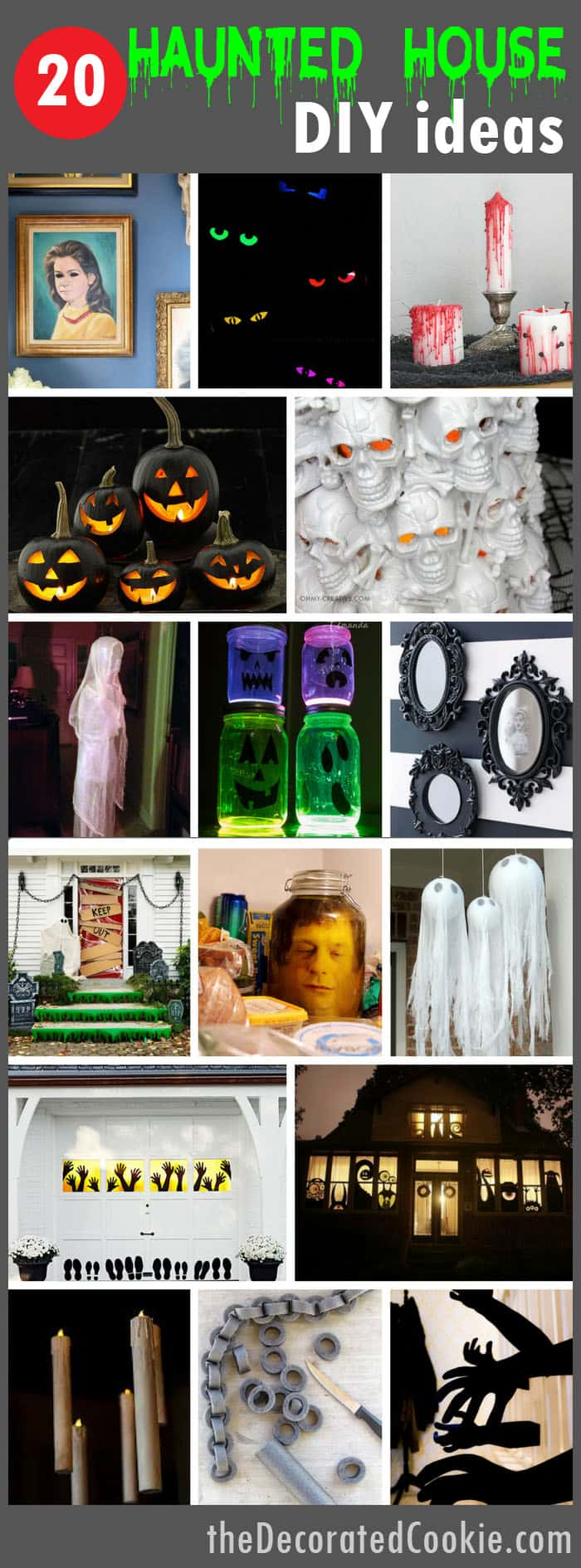 Diy Haunted House Ideas Roundup Host Your Own