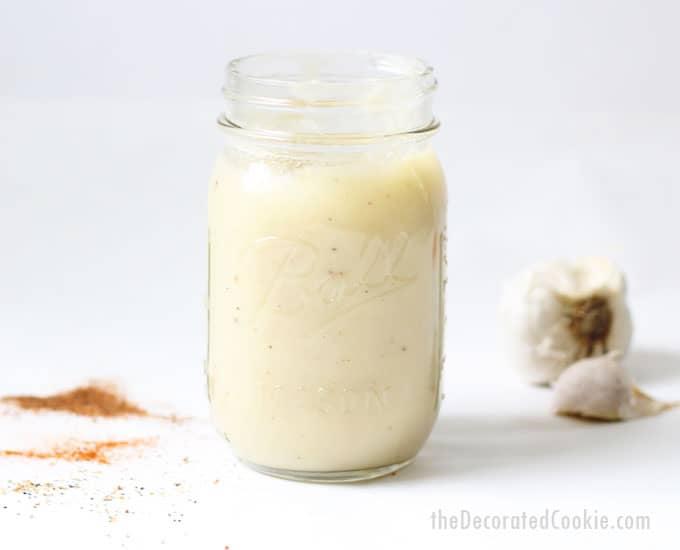 "vegan cauliflower cream sauce -- addictive, delicious , healthy ""cream"" sauce for pasta, vegetables, or soup"