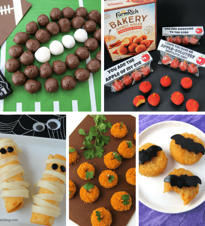 for the apple donut holes click here for the fiesta chicken roll ups mummies click here for the pimento cheese bites halloween appetizer