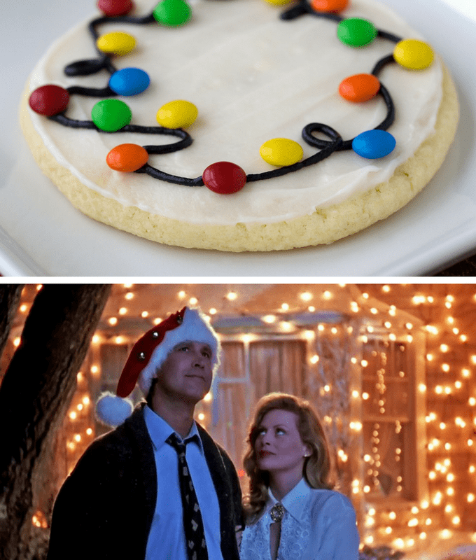 Christmas movies and TV shows fun food pairings -- Christmas Vacation