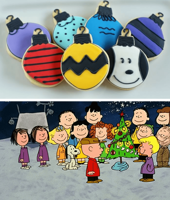Christmas movies and TV shows fun food pairings -- A Charlie Brown Christmas