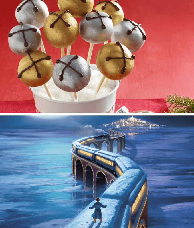 Christmas movies and TV shows fun food pairings -- The Polar Express