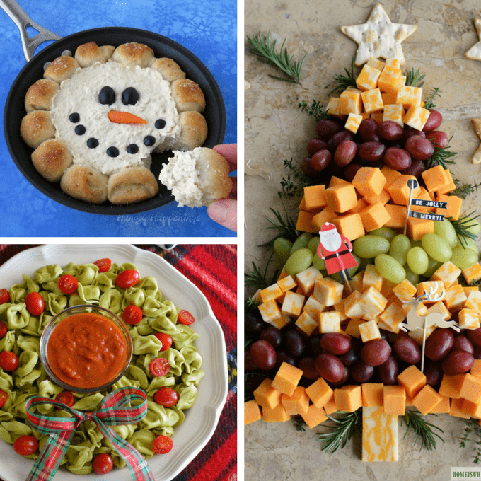 Xmas Appetizers: CHRISTMAS APPETIZERS: 20 Creative And Fun Holiday Appetizers