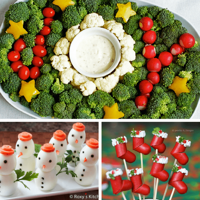 20 Creative Christmas Appetizers The Decorated Cookie