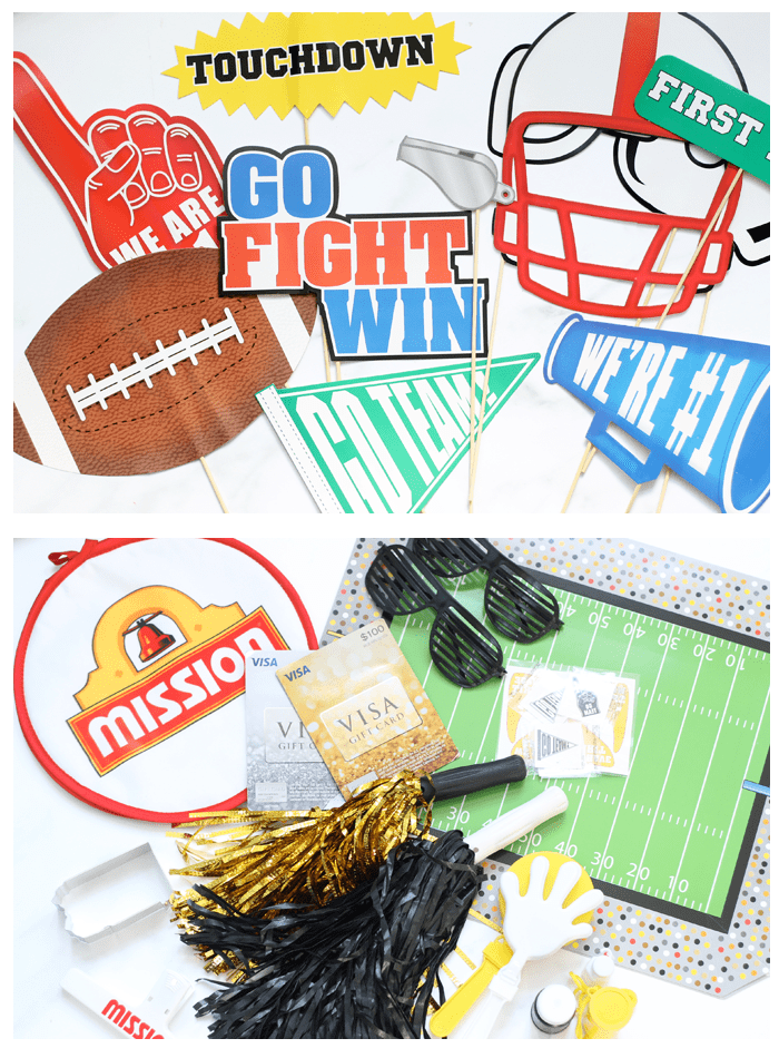 Mission® Tortillas + Mission® Tortilla Chips -- football viewing party PRIZE PACK #MissionPartyKit #ad